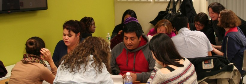 Youth Empowerment Services Conversation Café (Fall 2013)